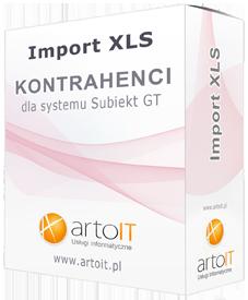 pudełko subiekt gt import klientów