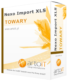 box import nexo towary