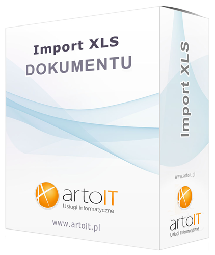 pudełko importera dokumentu pod GT