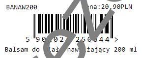 etykieta dla subiekta nexo